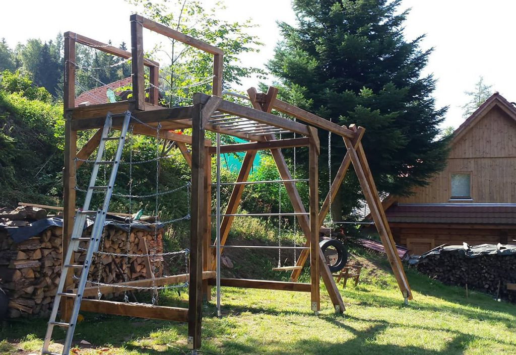 stop digging ground screw foundations for climbing frames